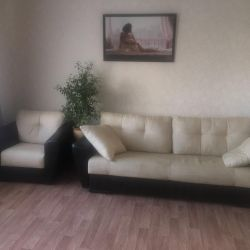 Urgently Selling a sofa and 2 armchairs