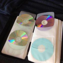 Органайзер на 96 дисков.