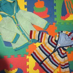 Bălți calde pentru copii 3-6 luni. Babayka