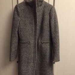 Woolen coat H&M size S