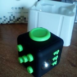 Анти стресс куб