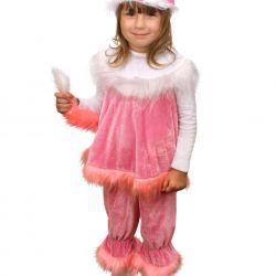 Children's carnival costume Pussy Cutie