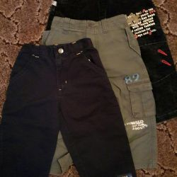 Jeans and trousers for boys r.98