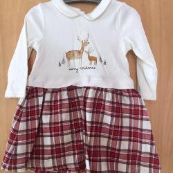 Платье от Mothercare 68 р-р