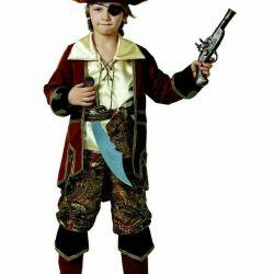 Κοστούμια ενός πειρατή (ληστής)
