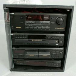CD player (5 disc) Sony