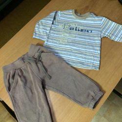 Παντελόνια, αθλητικά κοστούμια