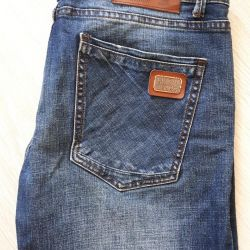 Jeans 34 rr, condition new