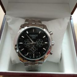 Mechanical watch Tissot.