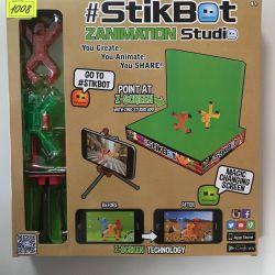 StikBot (Stick Bot), clipuri video animate