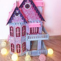 oyuncak bebek evi