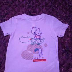 Продам футболку 92 размера новую