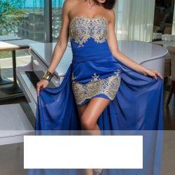 Вечернее платье 2в1