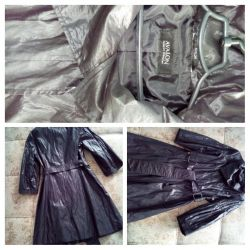 Coat with lining, new, р-р164-88