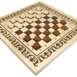 Game 3 in 1 (backgammon, checkers, chess)
