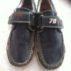 I sell used moccasin shoes