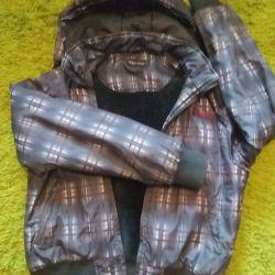 R.46-48. Warm jacket