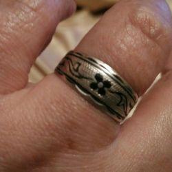 925 Ayar Gümüş Yüzük