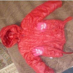 куртка + перчатки