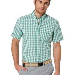 Новая рубашка лeн/хлопок Spain