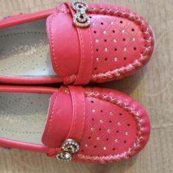 Moccasins pantofi de balet noi