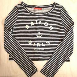 Ostin Crop Sweater