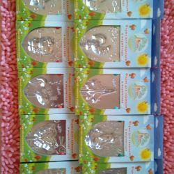 Forme pentru bomboane de zahăr