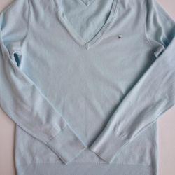 Γυναικεία Cardigan πουλόβερ Tommy Hilfiger μέγεθος πουλόβερ L