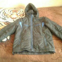 Куртка для ребeнка (9лет)