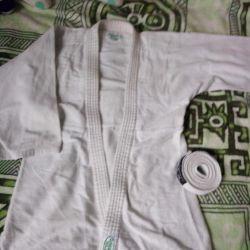 Judo jacket 160 cm.