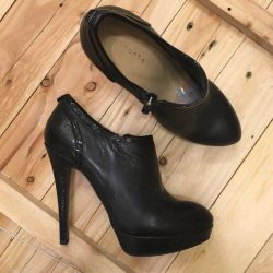 Women's shoes, boots from natur.kozhi, solution 38