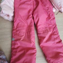 Παντελόνια Denim σε fleece