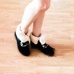 Demi mevsim ayakkabısı, 35