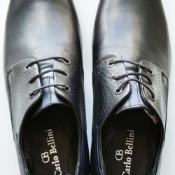 43 Leather low shoes by t.Korich CarloBellini