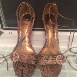 Sandaletler Yeni 37-38