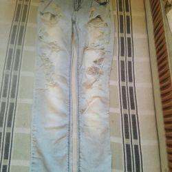 Jeans, Turcia.