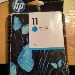 HP N11 C4836A Camgöbeği 28ml Yeni Orijinal