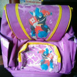 School backpack is brand new.