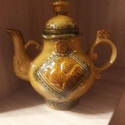 Kettle pottery