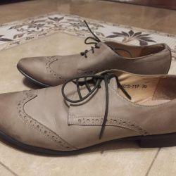 Παπούτσια, γυναικεία παπούτσια, Djovanni, δέρμα