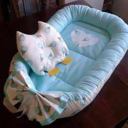Nest (cocoon) for the newborn