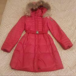 Пальто теплое Monnalisa
