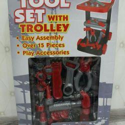 Нові іграшкові інструменти