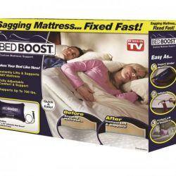 Orthopedic pillow BED BOOST