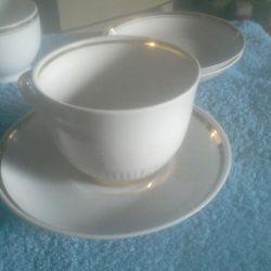 Tea pair USSR