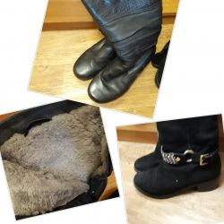 Sopo winter nat leather size 38 left leather