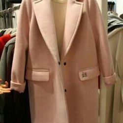Весна-Пальто кашемировое р42-44,новое
