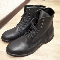 Boots new natural leather p.45