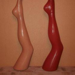 leg mannequins