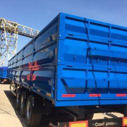 Semiremorci transportator de cereale 3 osii 2018